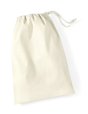 Cotton Stuff Bag natur L