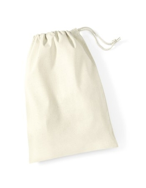 Cotton Stuff Bag natur M