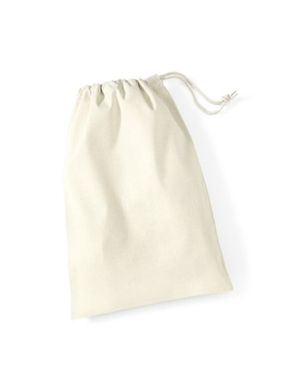 Cotton Stuff Bag natur S
