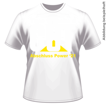 Abschlussmotiv J33 - Time to make a cut Abschluss Power '18