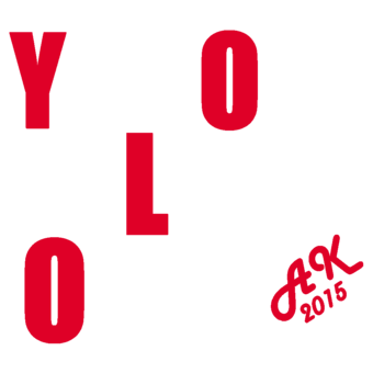 Abschlussmotiv B202 - You only live once