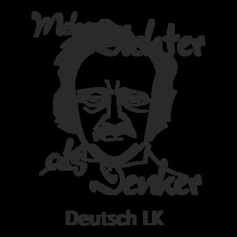 Motiv LK16 LK Deutsch 1 || Abschlussshirts von SCHUL.AG