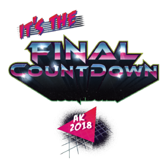 Abschlussmotiv I160 - It's the final countdown