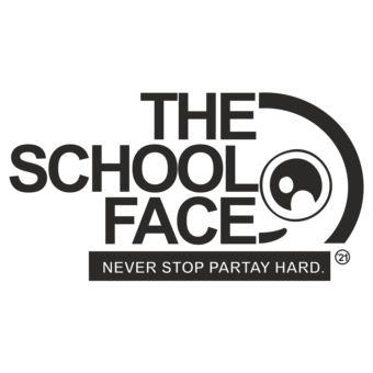 Abschlussmotiv J152 - the school face