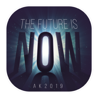 Abschlussmotiv K190 - the future is now