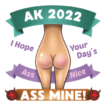 Abschlussmotiv M93 - I hope your day\'s ass nice ass mine! AK 2020