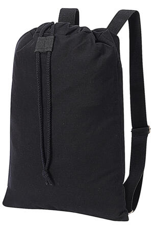 Sheffield Cotton Drawstring Backpack