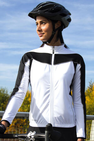 Ladies` Bikewear Performance Top LS