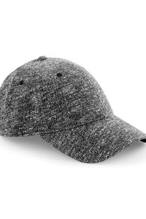 Lux Knit Stretch-Fit 6 Panel Cap