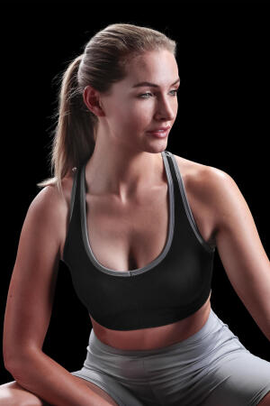 Fitness Cool Compression Sports Bra