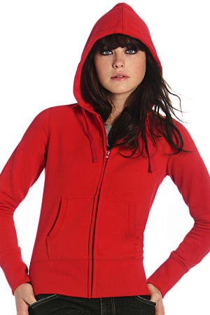 Hooded Full Zip /women