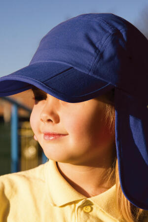 Kids Fold Up Legionnaire Cap