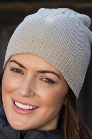 Double Knit Cotton Beanie