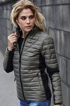 Ladies` Crossover Jacket