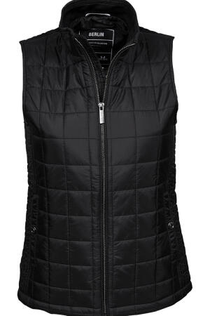 Ladies Berlin Bodywarmer