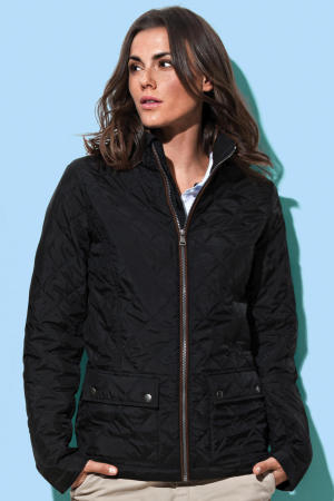 Women`s Active Quilted Jacket