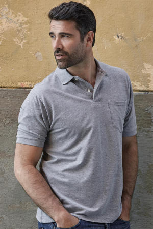 Pocket Polo Piqué