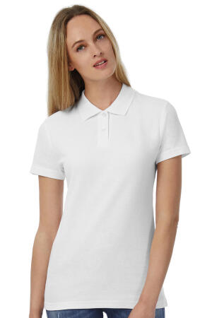 Ladies` Piqué Polo Shirt
