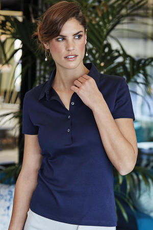 Ladies Pima Cotton Polo