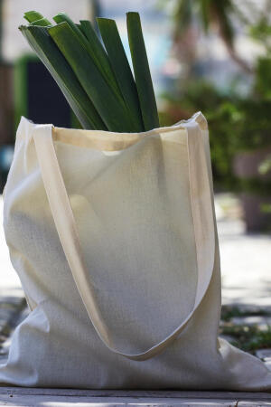 `Popular` Organic Cotton Shopper LH