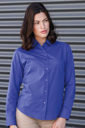 Oxfordbluse 932F