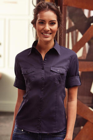 Women's Roll 3/4 Sleeve Shirt
