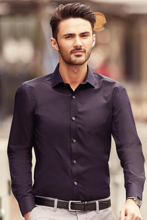 Men`s LS Ultimate Stretch Shirt