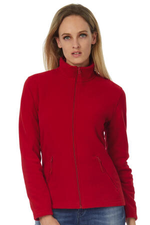 Ladies` Micro Fleece Full Zip