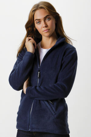 Women`s Full Zip Active Fleece