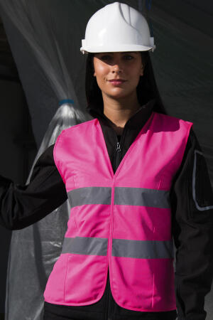 Women`s Hi-Viz Safety Tabard