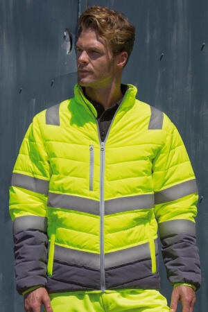 Soft Padded Safety Jacket