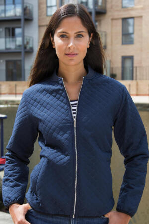 Women`s Phantom MA1 SoftShell Bomber
