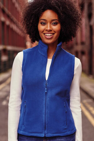 Ladies' Gilet Outdour Fleece