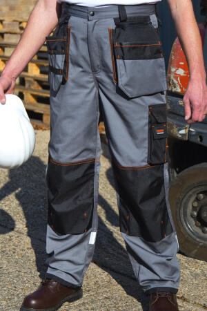 X-OVER Heavy Trouser
