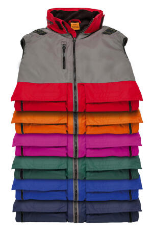 X-OVER Gilet