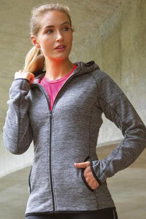 Women`s Microfleece Hoodi