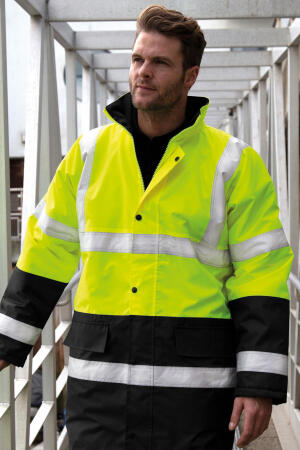 Core Motorway 2-Tone Safety Coat