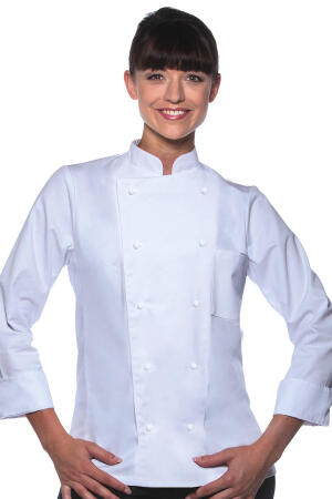 Basic Chef`s Jacket