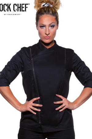 Rock Chef`s Ladies` Zip Jacket
