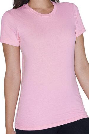 6c58b43043a101 Unisex Fine Jersey T-Shirt · American Apparel · Women´s Fine ...