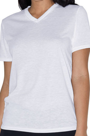 Women´s Sublimation Classic V-Neck T-Shirt