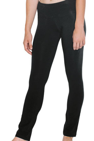 Women´s Jersey Straight Leg Yoga Pants