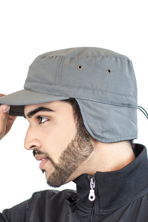 Urban Techno Flap Cap