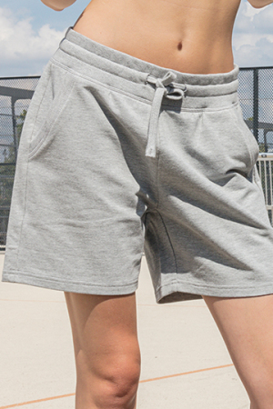 Ladies Terry Shorts