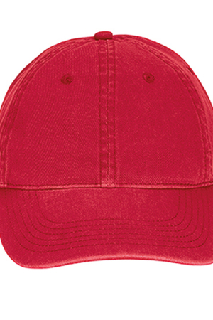 Direct Dye Canvas Baseball Cap