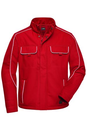 Workwear Softshell Jacket - SOLID -