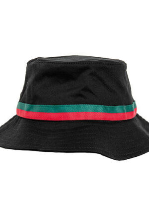 Stripe Bucket Hat