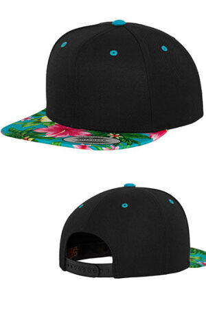 Hawaiian Snapback
