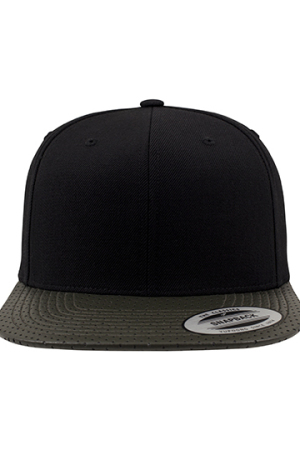 Perforated Visor Snapback