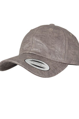 Low Profile Coated Cap